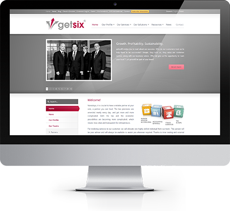 getsix-website